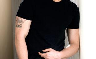 Solo Boy foto de gay em ensaio sensual