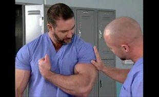 Videos de Porno Sexo Gay enfermeiros transando no hospital